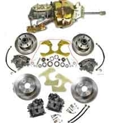 60-70 Chevrolet Truck Front and Rear Disc Brake Conversion Kit
